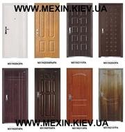 Входные стальные утепленные двери MEXIN