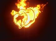 Вогняне шоу,  піро-шоу від екстім-проекту