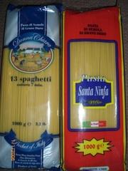 спагетті, (Італія, 1кг.)