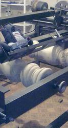 Копировальный станок для объемной резьбы