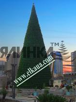 Уличные и интерьерные елки от 0, 5 м до 120м.