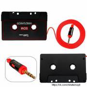 Кассета - адаптер mp3,  касета,  автомагнитола,  авто,  не fm модулятор