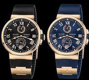 Легендарные мужские наручные часы Ulysse Nardin Marine