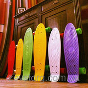 Скейтборд/скейт логборд Penny Board Nickel  2727