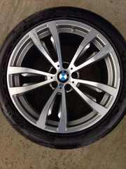 Диски + шини BMW X5