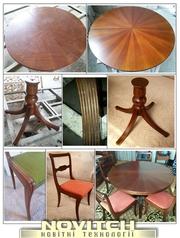 Реставрация и ремонт мебели,  дверей,  лесниц,  кухоннх фасадов  и других