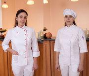 TM Borenia - одяг для кухні,  одяг кухаря,  офіціантів.