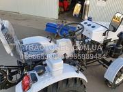 Продам мототрактор БУЛАТ Т-25 МАСТЕР + двoкорпусний плуг та фреза 140